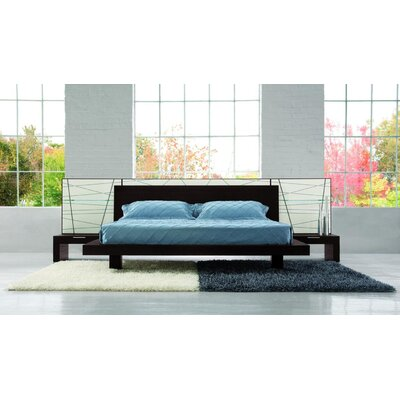 YumanMod Harris Platform Bedroom Collection