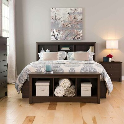 Prepac Fremont 2 Drawer Nightstand