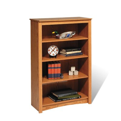 "Prepac 48"" H Sonoma Four Shelf Bookcase"