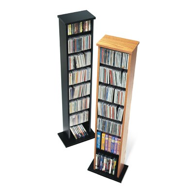 Prepac Floor Media Multimedia Storage Rack