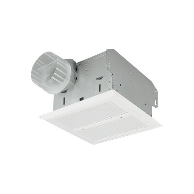Heavy Duty 80 CFM Energy Star Bathroom Exhaust Fan