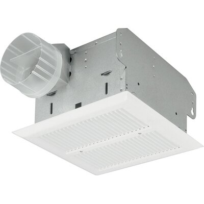 Heavy Duty 50 CFM Bathroom Exhaust Fan