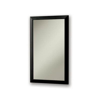 Broan Nutone City Recessed Cabinet with Flat Front Mirror