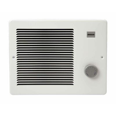 1,000 Watt Wall Space Heater