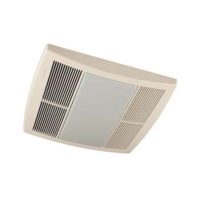 Ultra Silent 80 CFM Energy Star Bathroom Exhaust Fan With