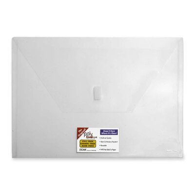 Itoya of America, Ltd Poly Envelope