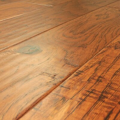 "Jasper Handscraped 5"" Engineered Hickory in Winston"