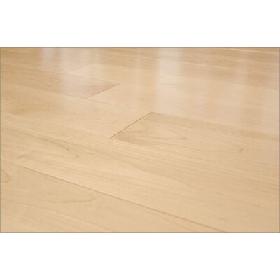 """Jasper Prefinished Semi-Gloss 3-1/4"""" Solid Maple in Select and Better"""