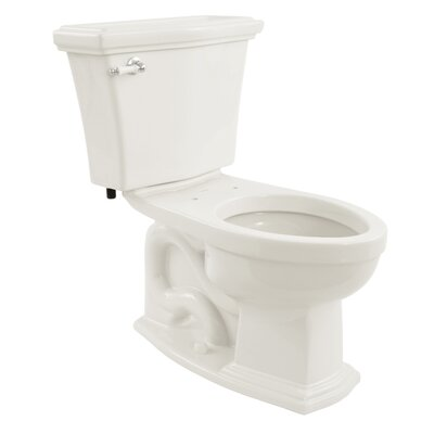 Clayton Eco 1.28 GPF Elongated 2 Piece Toilet