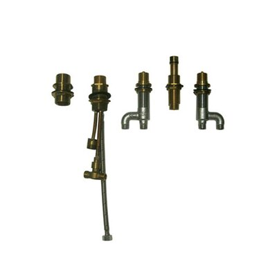 <strong>Toto</strong> Five Hole Deck Mount Bath Faucet Valve in Brass