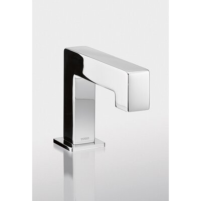 Toto Ecopower Single Hole Electronic Axiom Faucet Less Handles