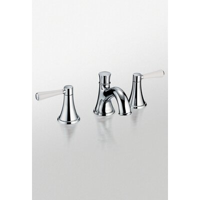 Toto Clayton Widespread Bathroom Faucet with Double Handles