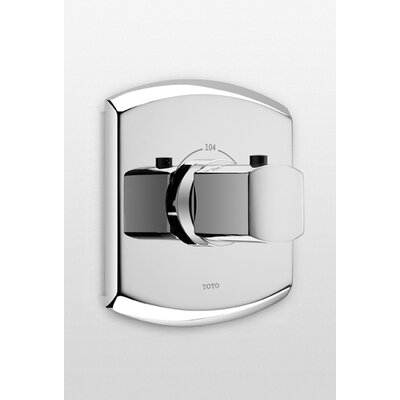 Toto Soiree Thermostatic Mixing Valve (Trim Only)