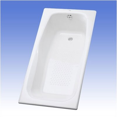"Toto Enameled Cast Iron 66"" x 32"" Bathtub"