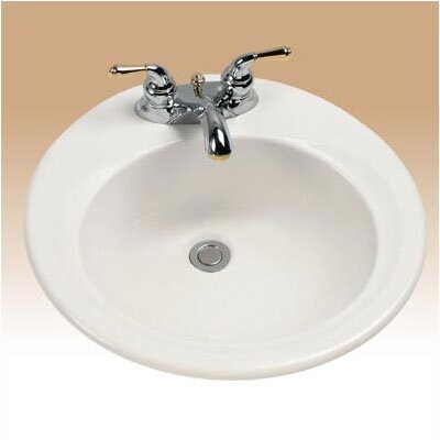 ADA Compliant Self Rimming Bathroom Sink - LT402
