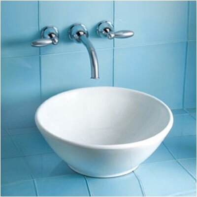 Toto Larissa Vessel Bathroom Sink with SanaGloss Glazing