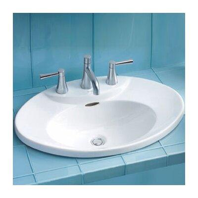 Toto Pacifica ADA pliant Self Rimming Bathroom Sink