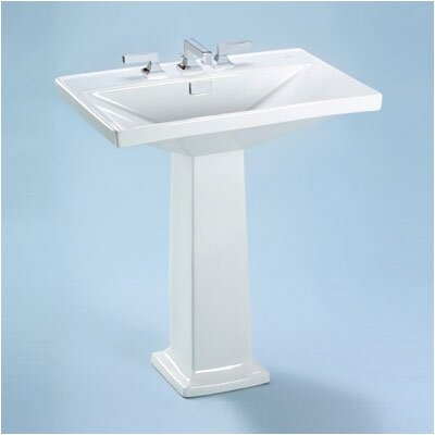 Toto Nexus Pedestal Bathroom Sink Set