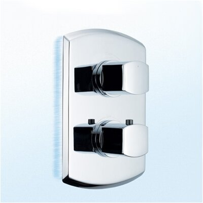 Toto Soiree Valve Trim with Single Volume Control