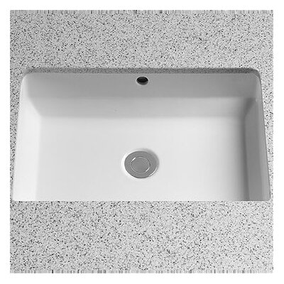 Vernica Design I ADA Compliant Undercounter Bathroom Sink - LT156#01