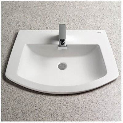 Toto Soirée ADA Compliant Self Rimming Bathroom Sink