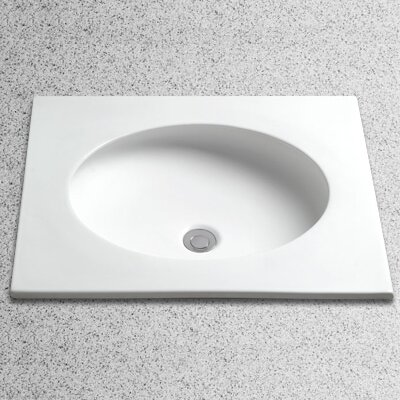 Toto Curva Undercounter Bathroom Sink