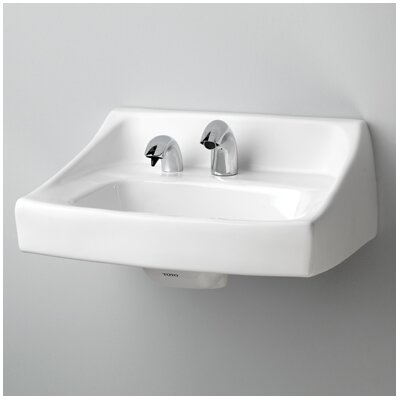 Commercial Restroom Sinks : Commercial Wall Hung Bathroom Sink - LT307A-01