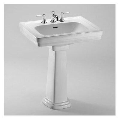 Promenade Pedestal Bathroom Sink Wayfair
