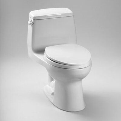 Toto Ultramax G-Max Low Consumption 1.6 GPF Elongated 1 Piece Toilet