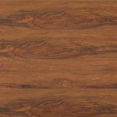 Lamton 12mm Wide Board Laminate in Spanish Cedar