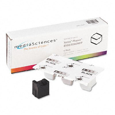 Media Sciences Katun Compatible, 108R00726 Solid Ink Stick, 3400 Yield