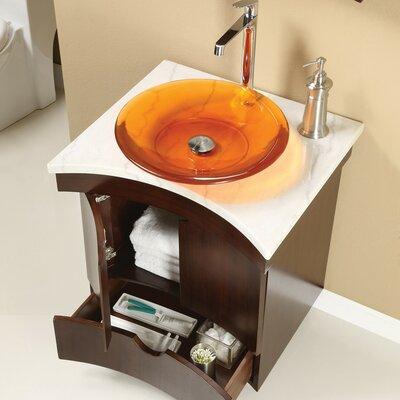 "DecoLav Madryn 24"" Bathroom Vanity Set"