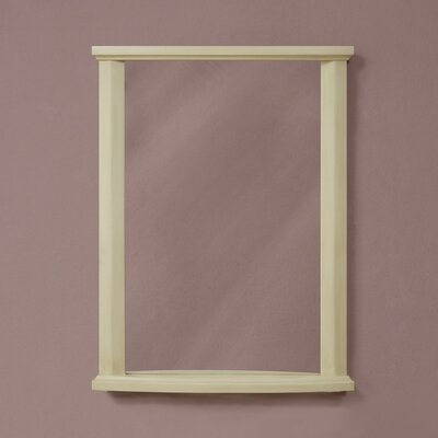 "DecoLav Olivia 24"" x 3.25"" x 32"" Framed Mirror"