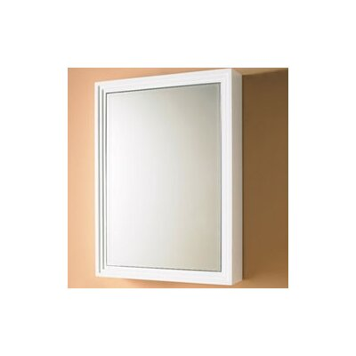 "DecoLav Bathroom Furniture 22"" x 30"" Surface Mount Beveled Edge Medicine Cabinet"