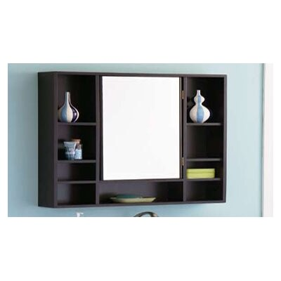 "DecoLav 30"" x 31.5"" Surface Mount Medicine Cabinet"