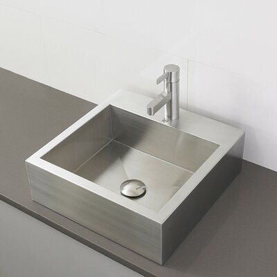 DecoLav Crofton Vessel Bathroom Sink
