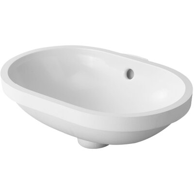Bathroom_Foster Vanity Basin in White Alpin