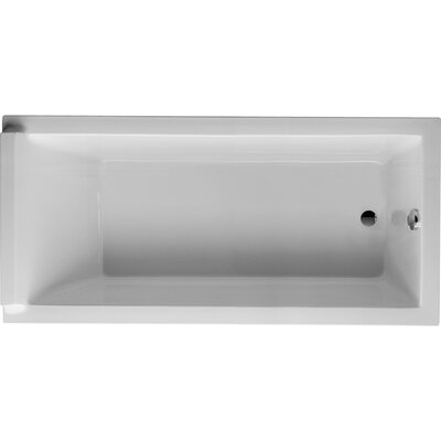 "Duravit Starck 67"" x 32"" Tubs/Shower Tray Bathtub"