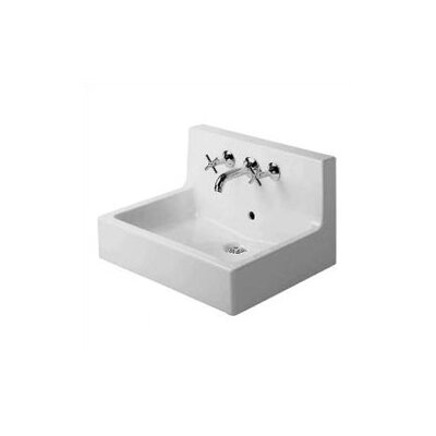 Vero Wall Mounted Sink - 04536000001
