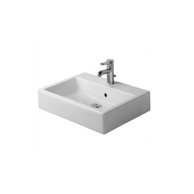 Duravit Vero Console Sink with Wondergliss