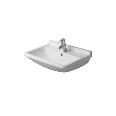 Duravit Starck 3 Washbasin with Overflow