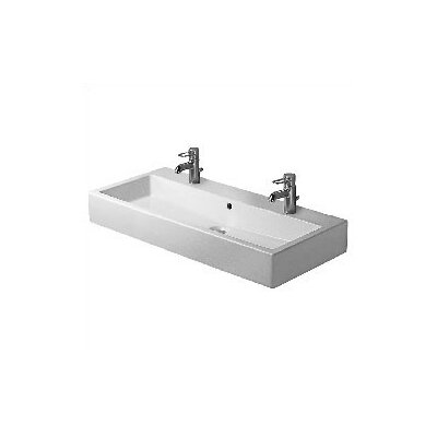 Duravit Vero Console Bathroom Sink Set