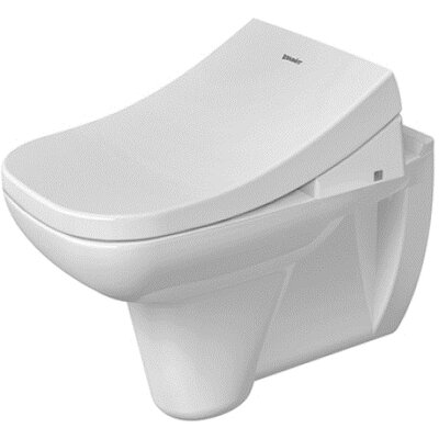Duravit D-Code Wall Mounted 1 Piece Toilet