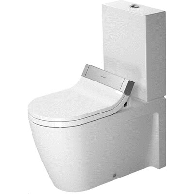 Duravit Starck 2 Close Coupled Round 2 Piece Toilet