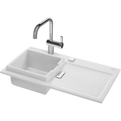 Starck 3 Drop-in Kitchen Sink