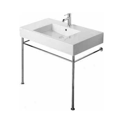 Duravit Vero Console Bathroom Sink - 0030721000 | Wayfair