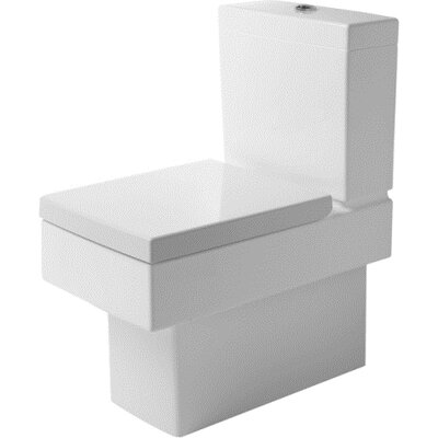 Duravit Vero Close Coupled Toilet Bowl