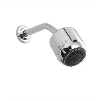 Jado Wynd 816 Shower Head with Arm and Flange