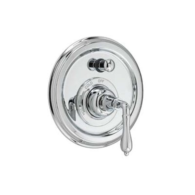 Jado Classic Pressure Balance Diverter Faucet Shower Faucet Trim Only with Lever Handle