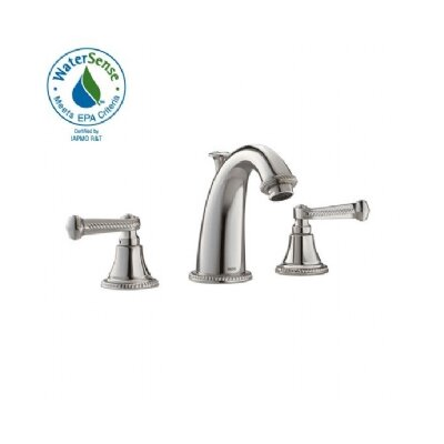 Wynd Widespread Bathroom Faucet with Double Lever Handles - 816/213